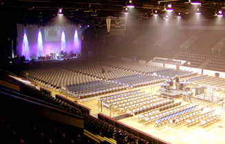 Kalamazoo Venue Inside