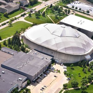 uni dome cedar falls iowa venue coalition