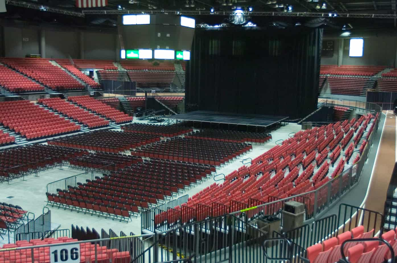 Niu Convocation Center Venue Coalition