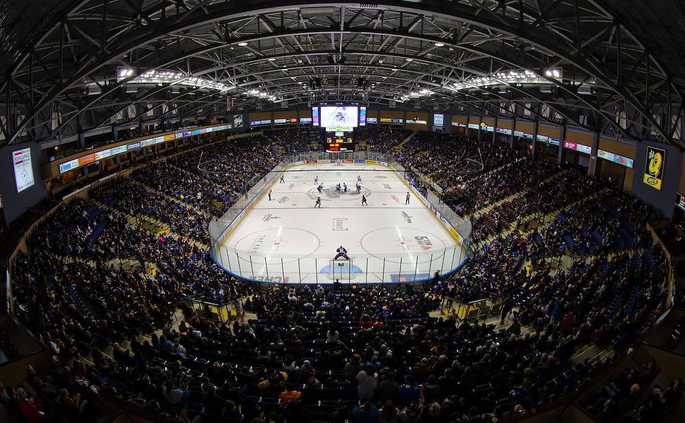 Save On Foods Memorial Centre Seating Plan
